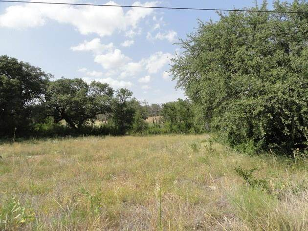 Lot 42 Hwy 279, Lake Brownwood, TX 76801 (MLS #14289361) :: Post Oak Realty
