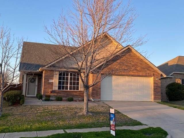 2713 Arabian Avenue, Denton, TX 76210 (MLS #14289561) :: The Mauelshagen Group