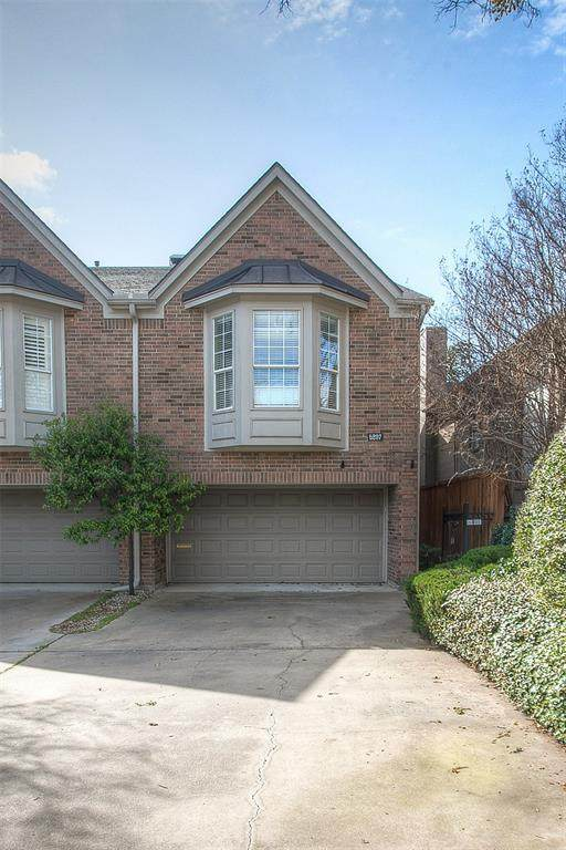 5207 Byers Avenue, Fort Worth, TX 76107 (MLS #14289779) :: The Mitchell Group