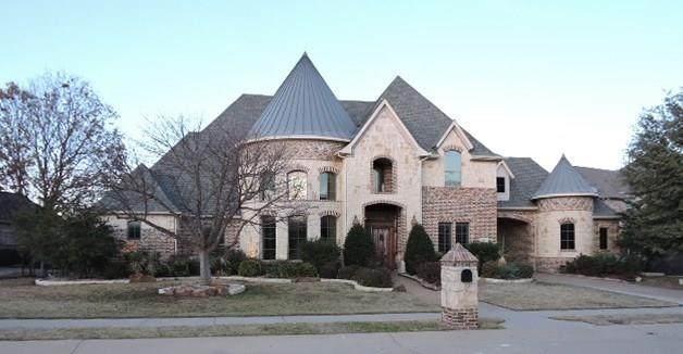 2871 Creekwood Lane, Prosper, TX 75078 (MLS #14289960) :: The Good Home Team