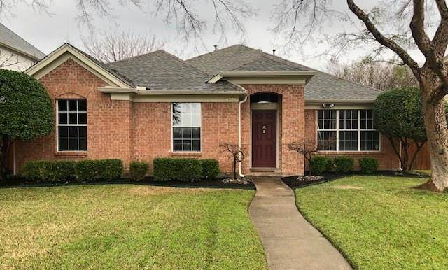 4721 Bear Run Drive, Plano, TX 75093 (MLS #14290016) :: HergGroup Dallas-Fort Worth
