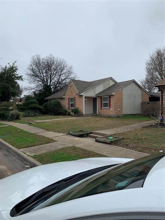4457 Chapman Street, The Colony, TX 75056 (MLS #14291059) :: Tenesha Lusk Realty Group