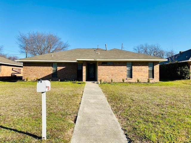 7806 Williams, Frisco, TX 75033 (MLS #14291079) :: The Heyl Group at Keller Williams