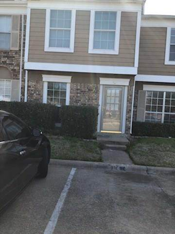 709 Lee Street #10, Mesquite, TX 75149 (MLS #14292793) :: The Heyl Group at Keller Williams