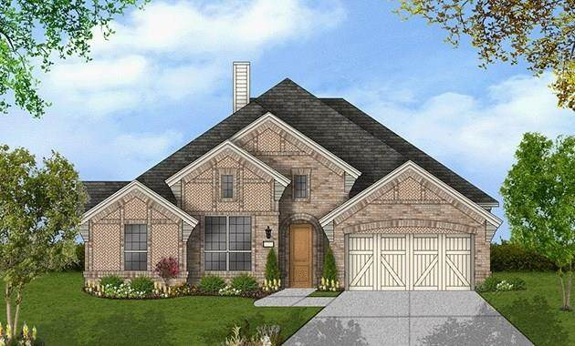 1424 13th, Northlake, TX 76226 (MLS #14296130) :: Team Hodnett