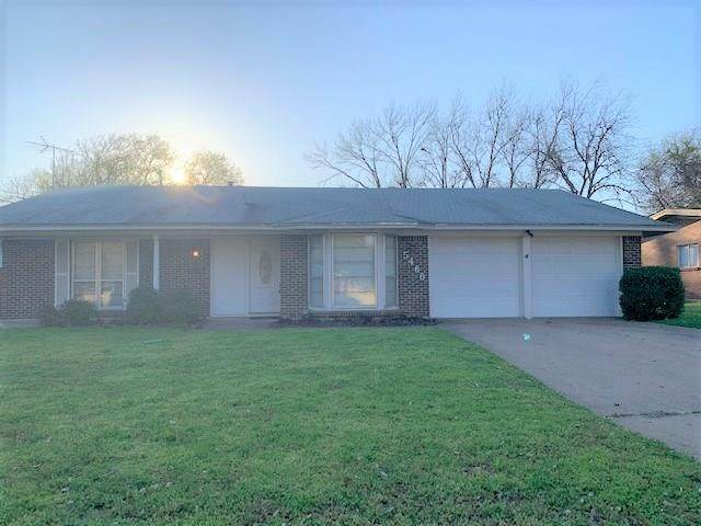 5466 Lubbock Avenue, Fort Worth, TX 76133 (MLS #14298711) :: Real Estate By Design