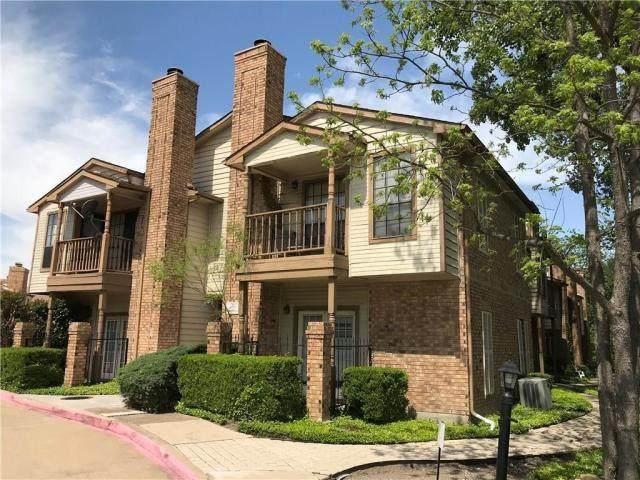 11655 Audelia Road #803, Dallas, TX 75243 (MLS #14298864) :: The Chad Smith Team