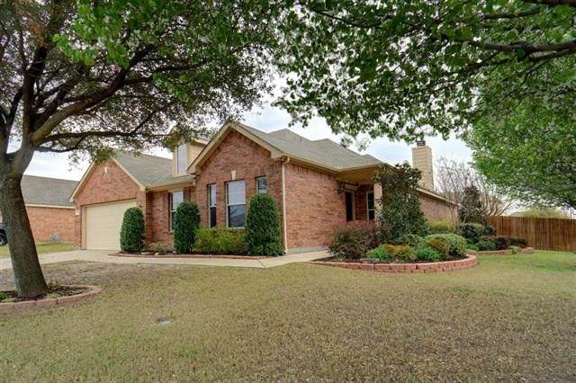 13350 Leather Strap Drive, Fort Worth, TX 76052 (MLS #14305561) :: Real Estate By Design