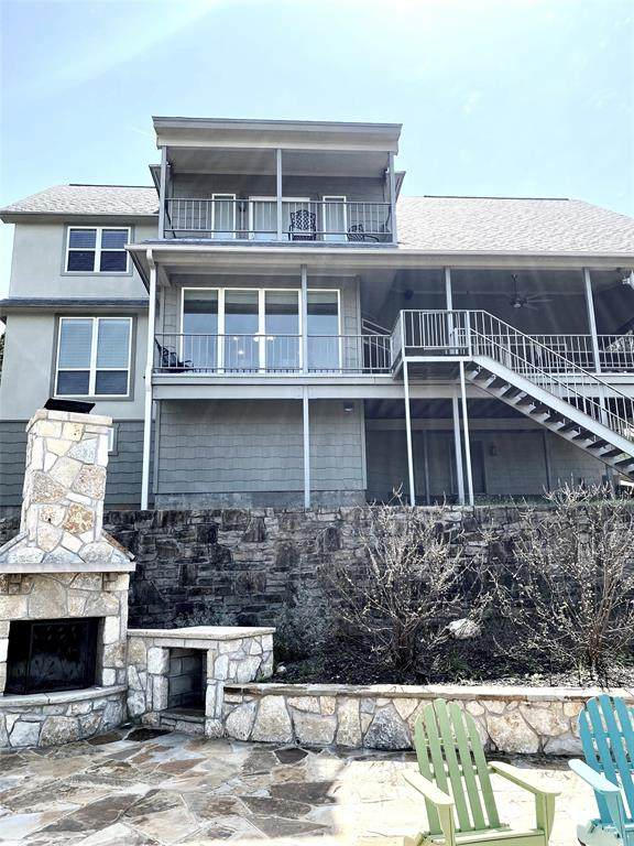 503 Neeleys Slough Drive, Possum Kingdom Lake, TX 76449 (MLS #14305562) :: Ann Carr Real Estate