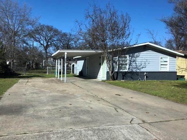 3919 Mercury Street, Haltom City, TX 76111 (MLS #14307058) :: The Chad Smith Team