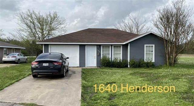 728 Hearon Street, Paris, TX 75460 (MLS #14307462) :: The Kimberly Davis Group