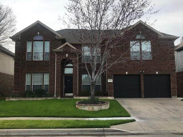 3808 Applesprings Drive, Fort Worth, TX 76244 (MLS #14309463) :: Real Estate By Design