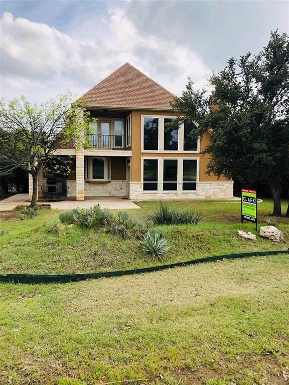 40 Prestwick Drive, Possum Kingdom Lake, TX 76449 (MLS #14310306) :: The Kimberly Davis Group