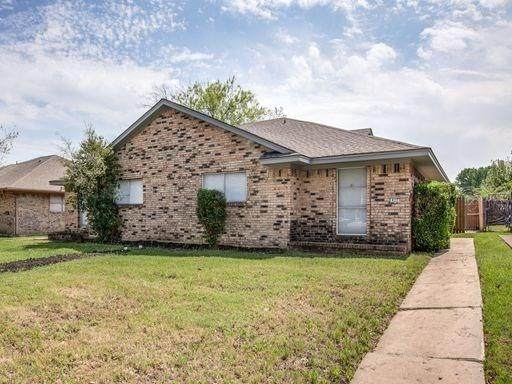 824 Skyline Drive, Duncanville, TX 75116 (MLS #14310906) :: Tenesha Lusk Realty Group