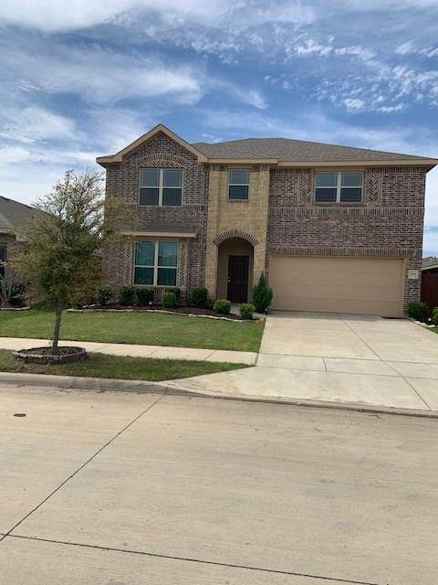 2109 Danibelle Drive, Heartland, TX 75126 (MLS #14311553) :: The Mauelshagen Group