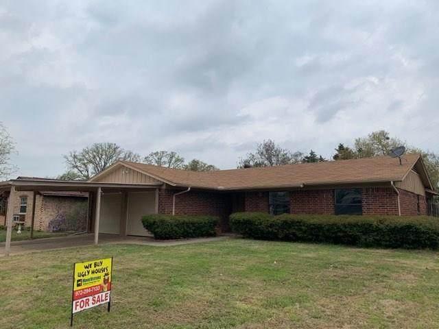 2729 Shawn Drive, Denison, TX 75020 (MLS #14312126) :: The Kimberly Davis Group