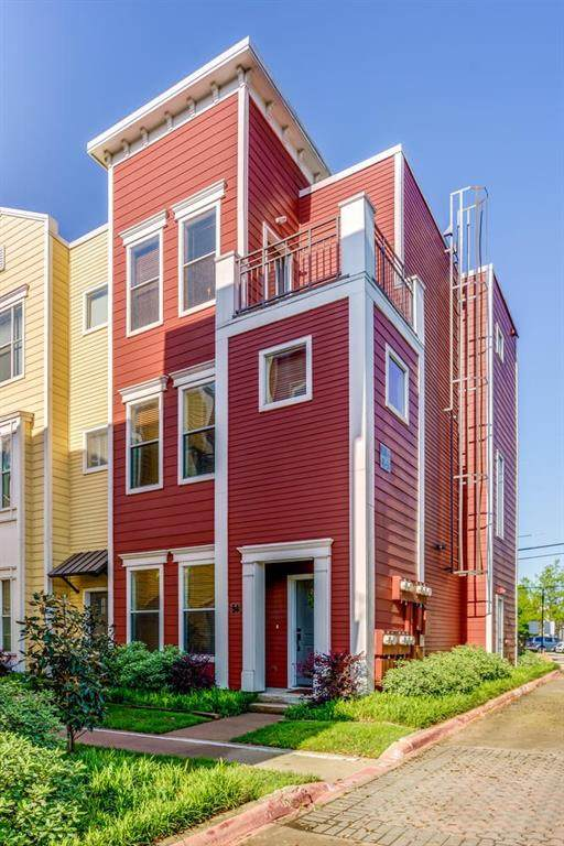 4121 Mckinney Avenue #54, Dallas, TX 75204 (MLS #14312605) :: Vibrant Real Estate