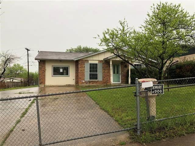 4111 Tioga Street, Dallas, TX 75241 (MLS #14312852) :: All Cities USA Realty