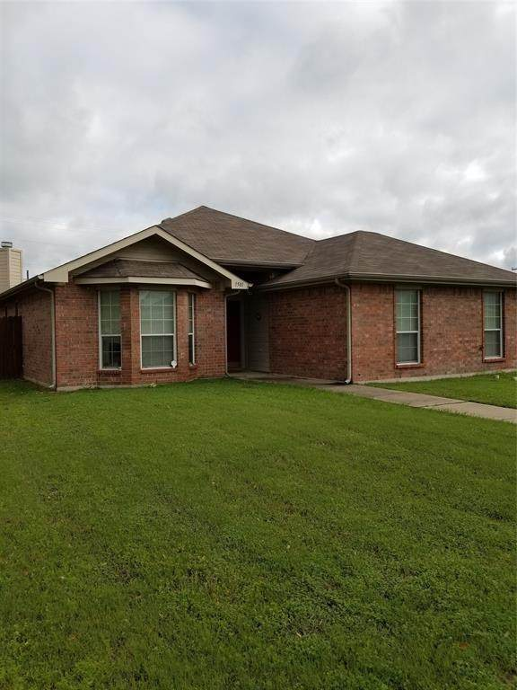 1501 River Trail Drive, Midlothian, TX 76065 (MLS #14313115) :: All Cities USA Realty