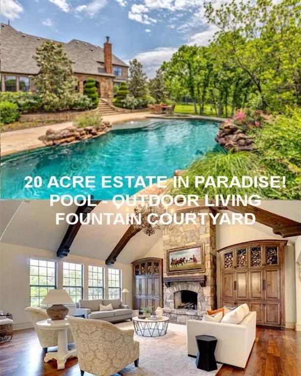 2932 Fm 2123, Paradise, TX 76073 (MLS #14313310) :: Team Hodnett