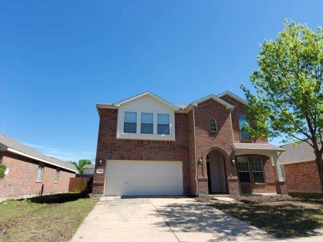 1104 Mount Olive Lane, Forney, TX 75126 (MLS #14313382) :: All Cities USA Realty
