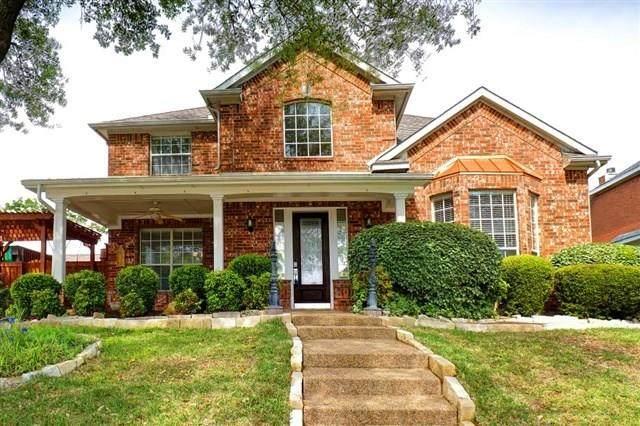 2911 Newport Drive, Rockwall, TX 75032 (MLS #14313625) :: Team Hodnett