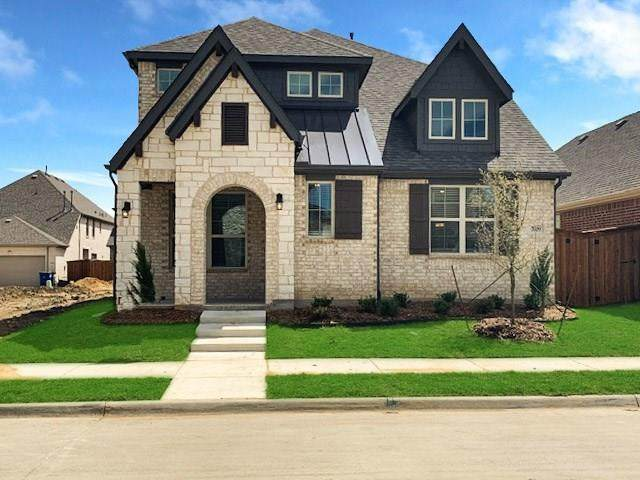 2009 Olivereta Drive, Little Elm, TX 75068 (MLS #14314412) :: All Cities USA Realty