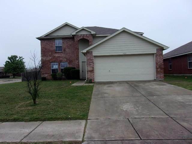 821 Preston Drive, Royse City, TX 75189 (MLS #14314849) :: RE/MAX Landmark