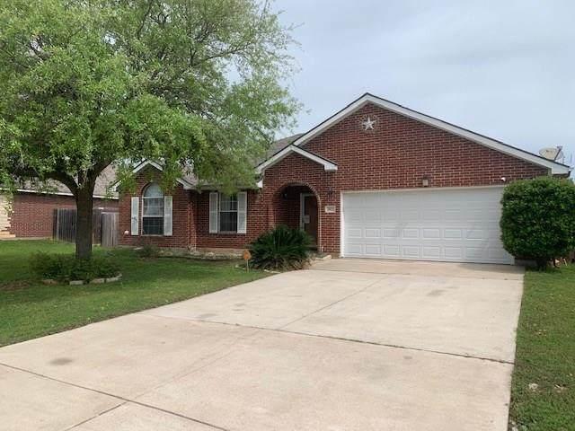 813 Wandering Court, Granbury, TX 76049 (MLS #14314942) :: The Good Home Team