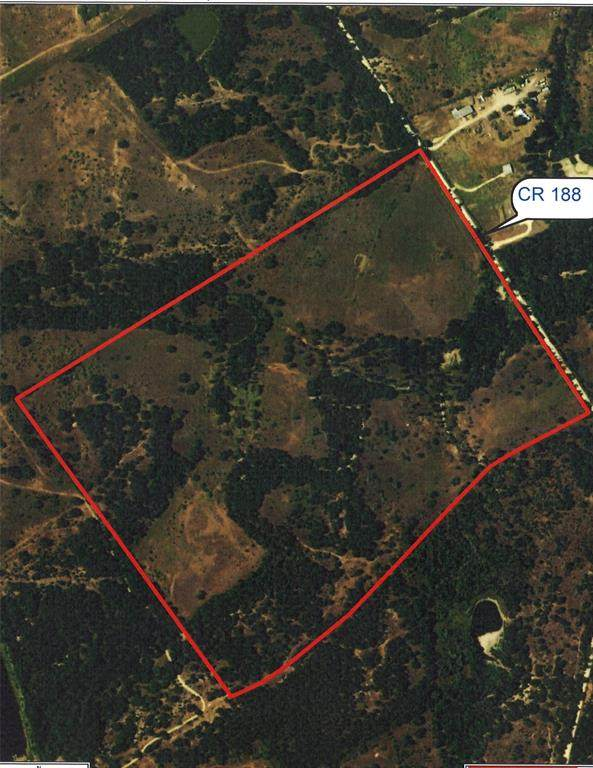 TBD County Road 188, Stephenville, TX 76401 (MLS #14315355) :: The Welch Team