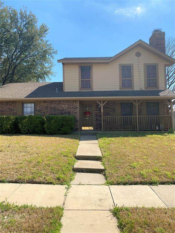 2610 W Wentwood Drive, Carrollton, TX 75007 (MLS #14315420) :: Hargrove Realty Group