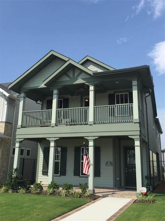 1033 Kennedy Drive, Allen, TX 75013 (MLS #14315528) :: Tenesha Lusk Realty Group
