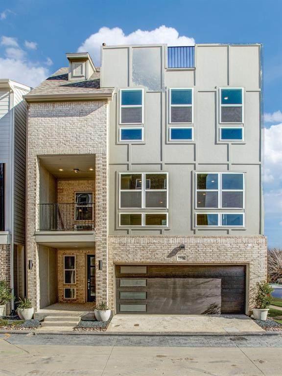 2538 El Camino Lane, Dallas, TX 75212 (MLS #14315867) :: Bray Real Estate Group