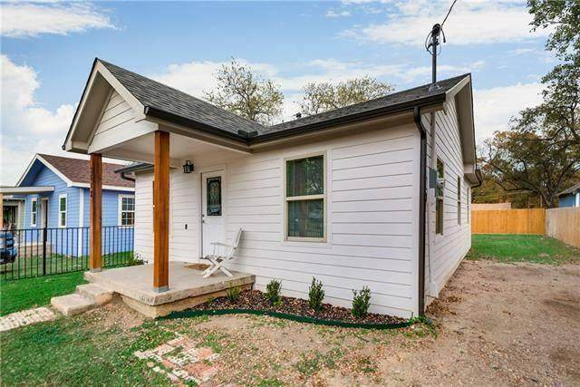 3612 Ladd Street, Dallas, TX 75212 (MLS #14316086) :: All Cities USA Realty
