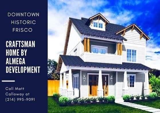 8711 6th Street, Frisco, TX 75034 (MLS #14316463) :: Frankie Arthur Real Estate