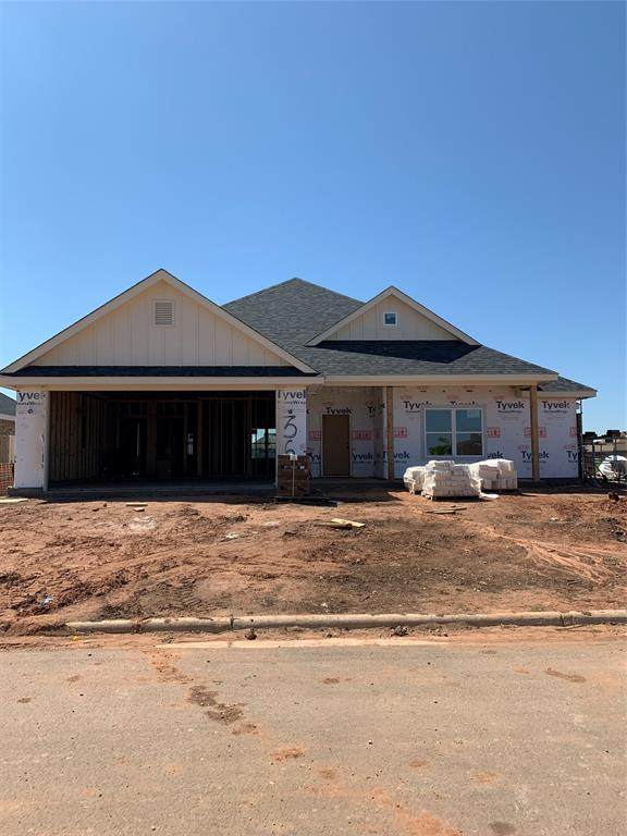365 Garth Ridge Drive, Abilene, TX 79602 (MLS #14318705) :: The Tierny Jordan Network