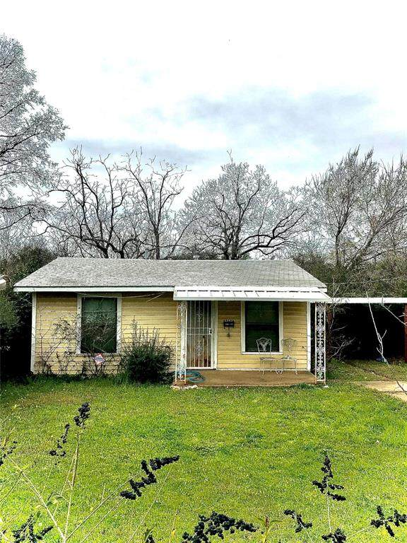 Danner Danner Street, Fort Worth, TX 76105 (MLS #14318861) :: Ann Carr Real Estate