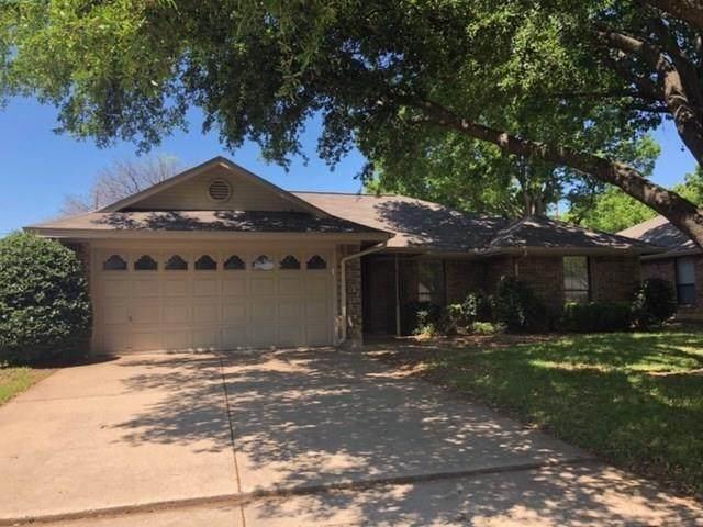 909 Branch Creek Drive, Mansfield, TX 76063 (MLS #14318862) :: The Hornburg Real Estate Group