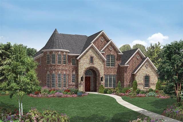 3200 Mark Twain, Flower Mound, TX 75022 (MLS #14319847) :: The Hornburg Real Estate Group