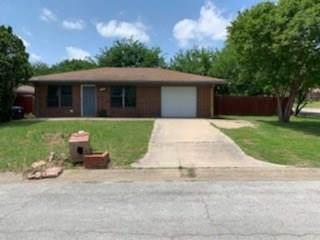 713 Woodford Lane, Denton, TX 76209 (MLS #14323050) :: The Mauelshagen Group