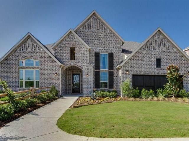 1501 Winchester Drive, Prosper, TX 75078 (MLS #14325295) :: Real Estate By Design