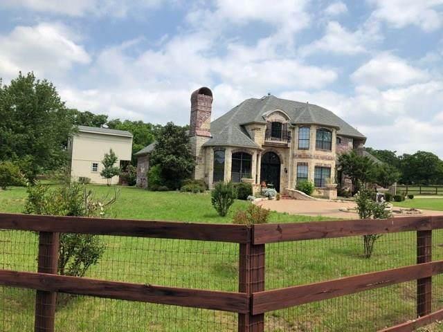 330 Porter Road, Bartonville, TX 76226 (MLS #14325989) :: Team Hodnett