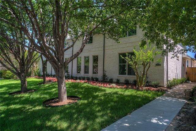 10532 Barrywood Drive, Dallas, TX 75230 (MLS #14326467) :: Robbins Real Estate Group