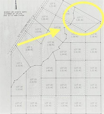 00 Bass Loop, Broken Bow, OK 74728 (MLS #14326671) :: HergGroup Dallas-Fort Worth