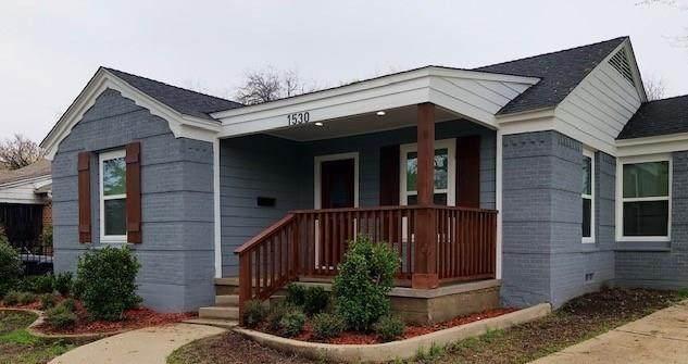 1530 Arizona Avenue, Dallas, TX 75216 (MLS #14328673) :: Robbins Real Estate Group