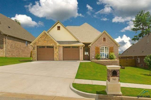 763 Hampton Hill, Tyler, TX 75703 (MLS #14330730) :: Century 21 Judge Fite Company