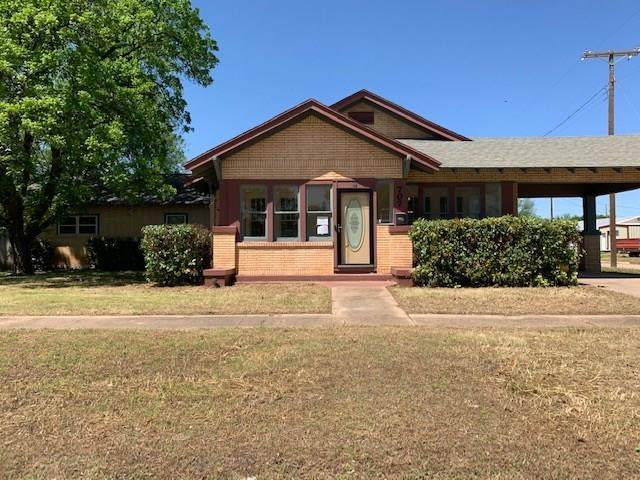 707 N Avenue H, Haskell, TX 79521 (MLS #14331729) :: Potts Realty Group