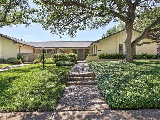 10536 Egret Lane, Dallas, TX 75230 (MLS #14333877) :: The Mitchell Group