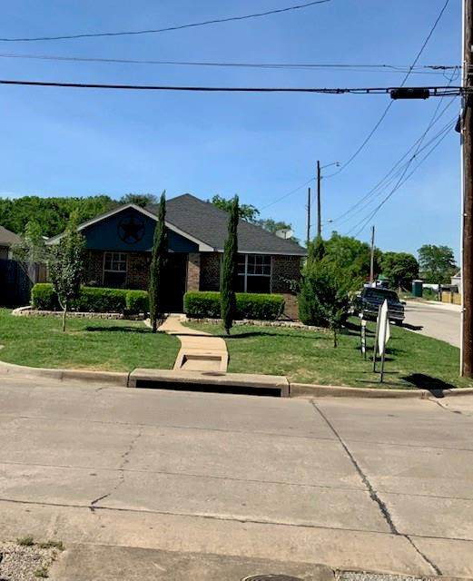 100 W White Avenue, Mckinney, TX 75069 (MLS #14334623) :: All Cities USA Realty