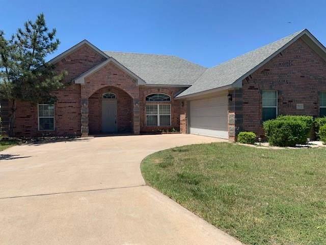 7942 Starlight Drive, Abilene, TX 79606 (MLS #14335142) :: Team Tiller